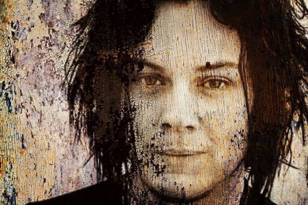 Mixed Media - Jack White by Jayime Jean