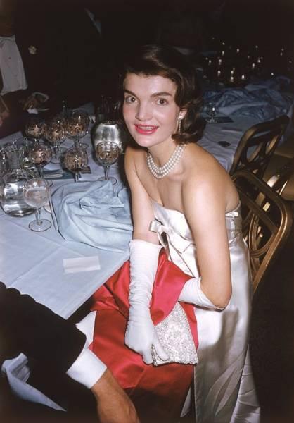 Formalwear Photograph - Jackie K by Slim Aarons