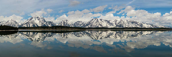 Photograph - Jackson Lake by Mary Hone