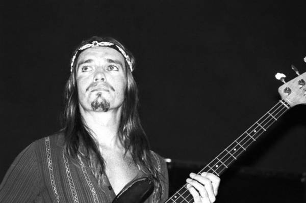 Wall Art - Photograph - Jaco Pastorius Live by Ed Perlstein
