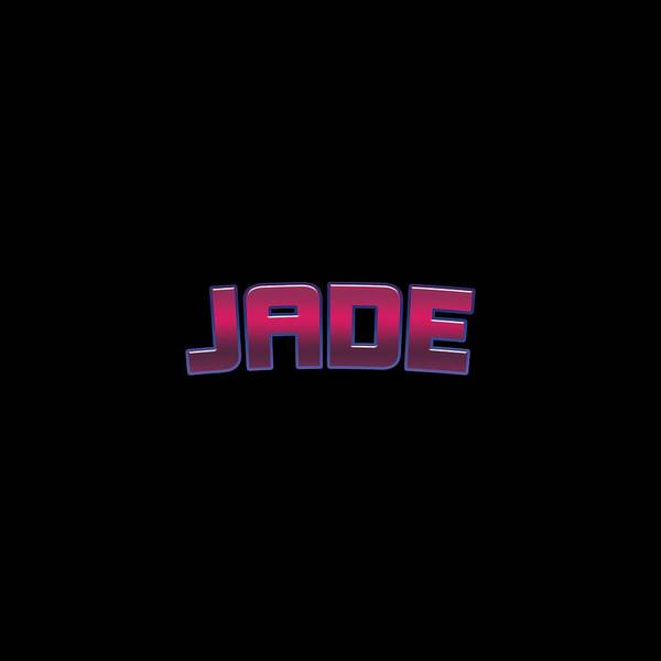 Jade Digital Art - Jade #jade by TintoDesigns