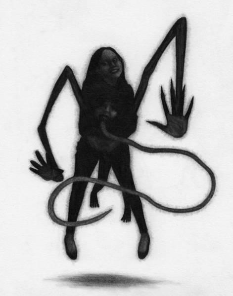 Drawing - Jakafe - Artwork by Ryan Nieves