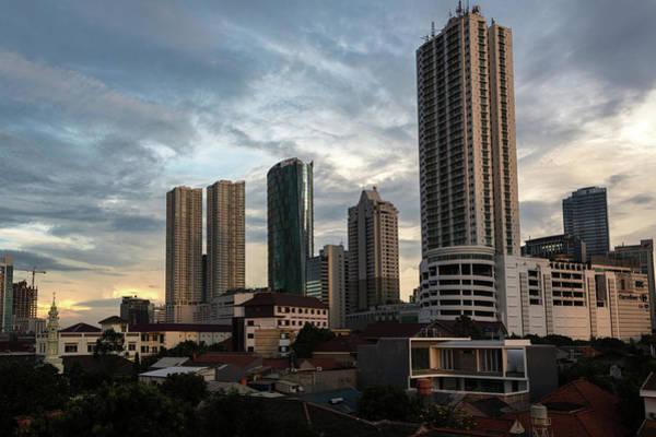 Jakarta Photograph - Jakarta  Kuningan Area by @ Didier Marti