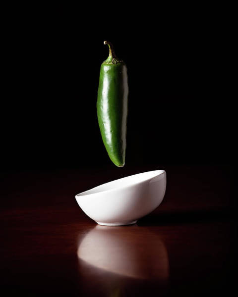 Photograph - Jalapeno by Jake Sorensen