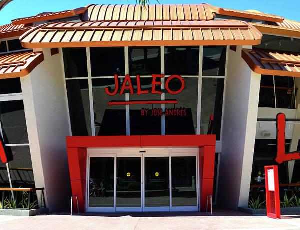 Wall Art - Photograph - Jaleo At Disney Springs by David Lee Thompson