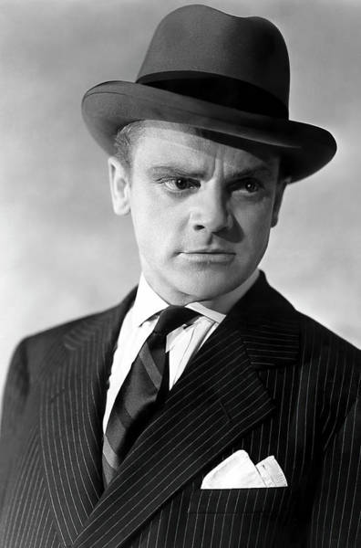 Wall Art - Photograph - James Cagney Roaring Twenties Movie Still 1939 by Daniel Hagerman