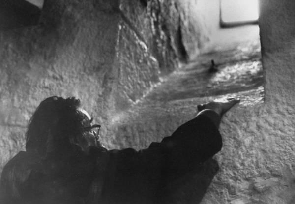 Poet Photograph - James Joyce Misc.john Berryman by Terence Spencer