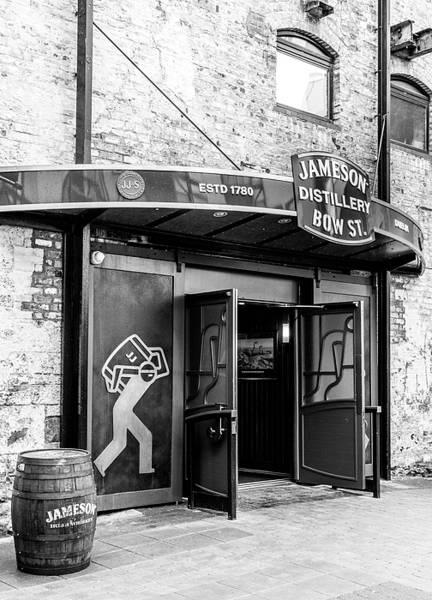 Photograph - Jameson Distillery Enterance - Dublin by Georgia Fowler