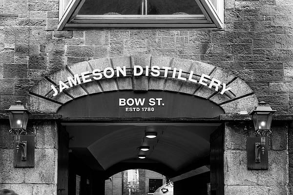 Photograph - Jameson Distillery Entrance by Georgia Fowler
