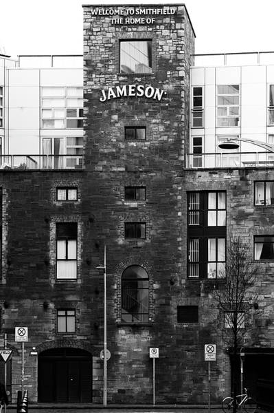 Photograph - Jameson Distillery by Georgia Fowler