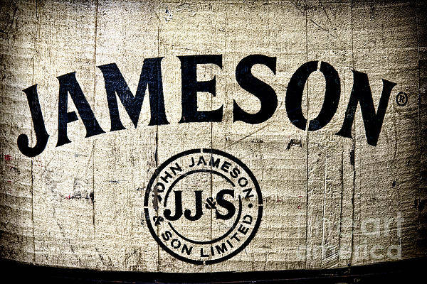 Irish Whiskey Photograph - Jameson by Olivier Le Queinec