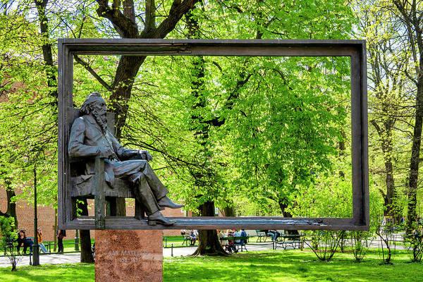 Photograph - Jan Matejko Monument by Fabrizio Troiani