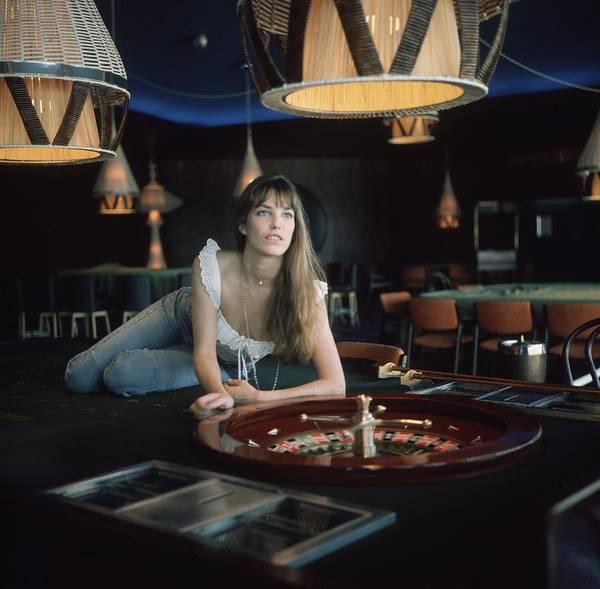 Photograph - Jane Birkin by Keystone