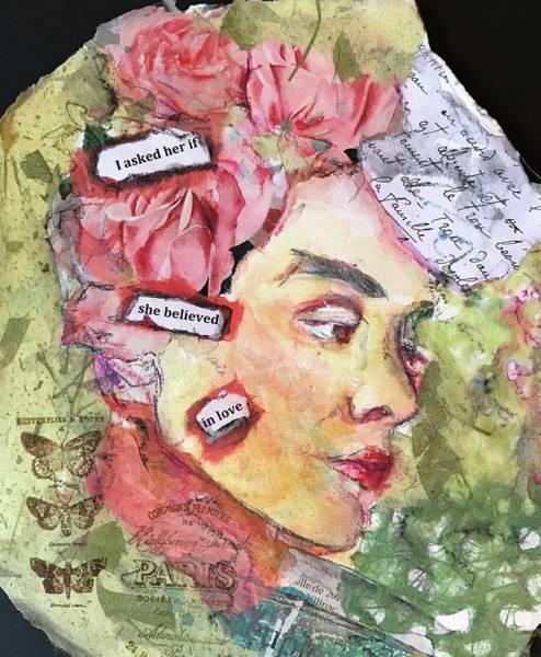 Painting - Jane by Diane Fujimoto