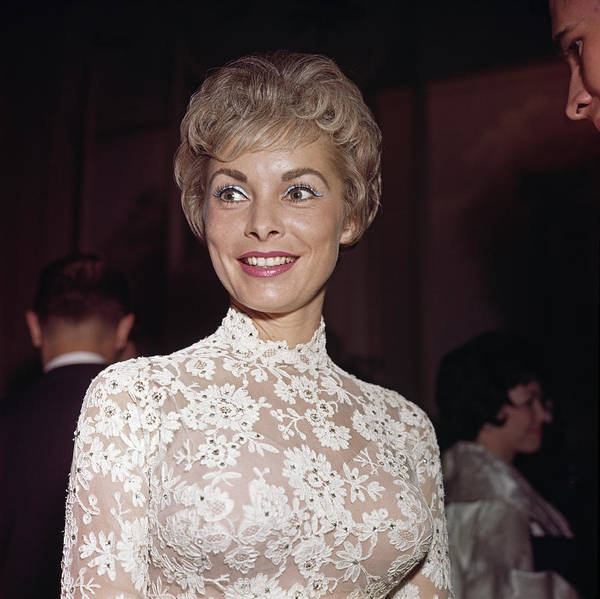 Photograph - Janet Leigh by Michael Ochs Archives