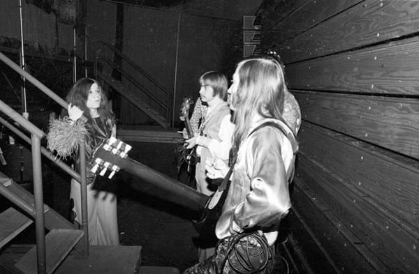 Janis Joplin Photograph - Janis Joplin by Michael Ochs Archives