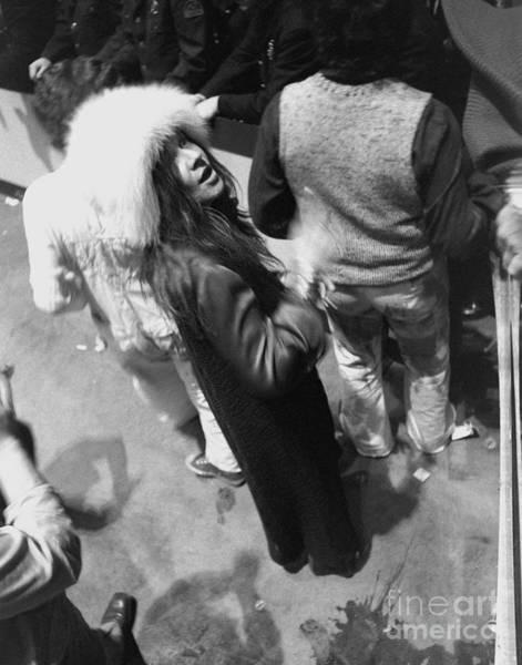 Janis Joplin Photograph - Janis Joplin by New York Daily News