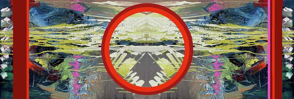 Painting - Japan Mindset by John Jr Gholson