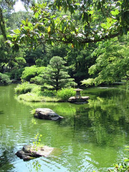 Wall Art - Photograph - Japanese Gardens - Sweet Summertime 12 by Pamela Critchlow