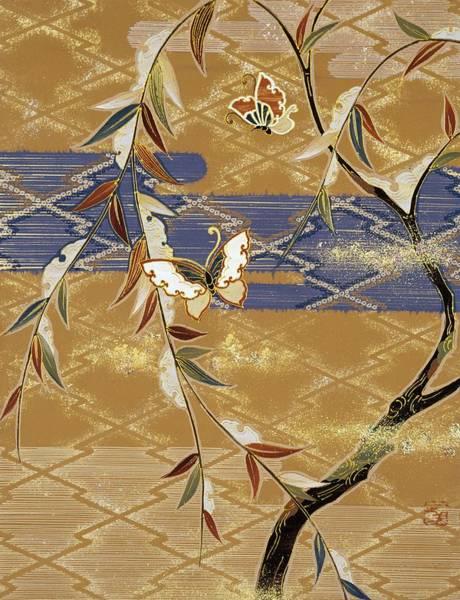 Wall Art - Painting - Japanese Modern Interior Art #102 by ArtMarketJapan