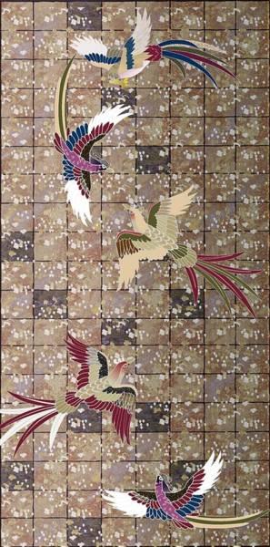 Wall Art - Painting - Japanese Modern Interior Art #145 by ArtMarketJapan