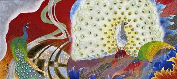Wall Art - Painting - Japanese Modern Interior Art #153 by ArtMarketJapan