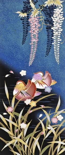Wall Art - Painting - Japanese Modern Interior Art #161 by ArtMarketJapan
