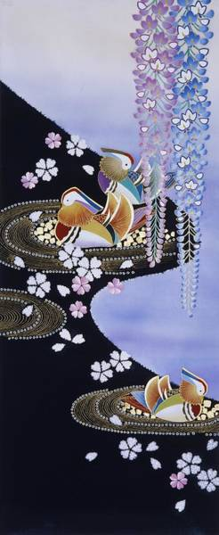 Wall Art - Painting - Japanese Modern Interior Art #162 by ArtMarketJapan