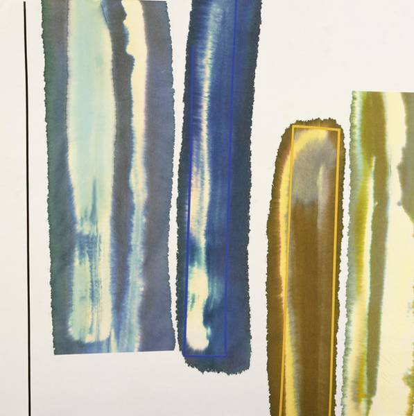 Bamboo Painting - Japanese Modern Interior Art #186 by ArtMarketJapan