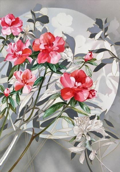 Japan Culture Wall Art - Painting - Japanese Modern Interior Art #23 by ArtMarketJapan