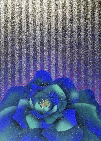 Kimono Digital Art - Japanese Modern Interior Art #48 by ArtMarketJapan