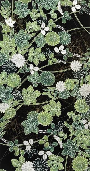 Wall Art - Painting - Japanese Modern Interior Art #87 by ArtMarketJapan