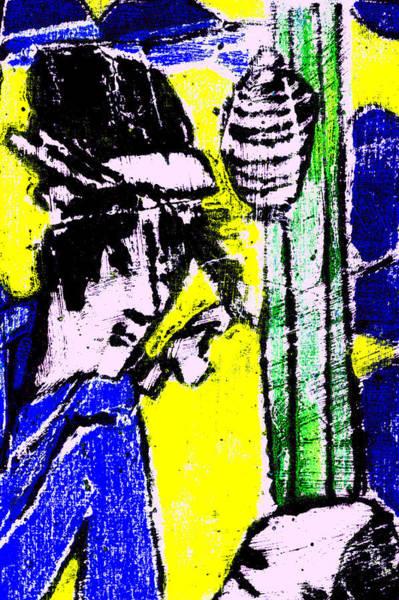 Digital Art - Japanese Pop Art Print 11b by Artist Dot