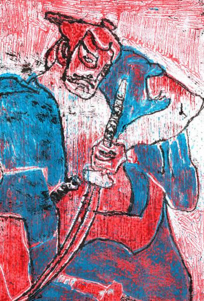 Relief - Japanese Pop Art Print 8r1 by Artist Dot