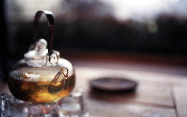 Jasmine Tea Photograph - Jasmine Tea by Setsuna