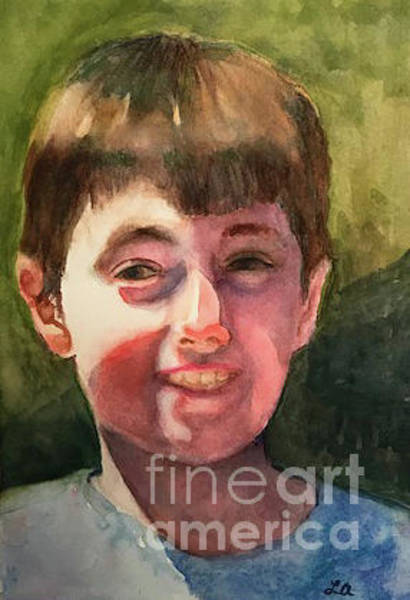 Painting - Jason by Linda Anderson