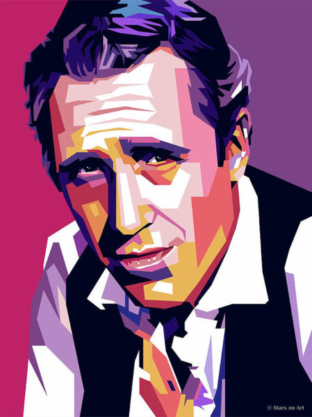 Jason Wall Art - Digital Art - Jason Robards by Stars-on- Art