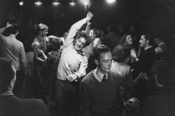 Jazz Music Photograph - Jazz At The 100 by Charles Hewitt