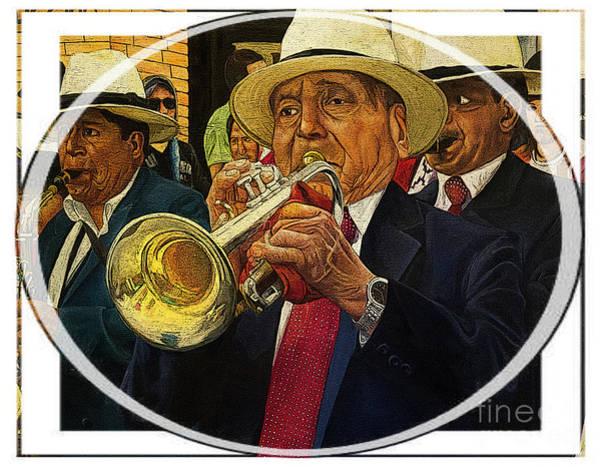 Wall Art - Photograph - Jazz At The Quinta Bolivar by Al Bourassa