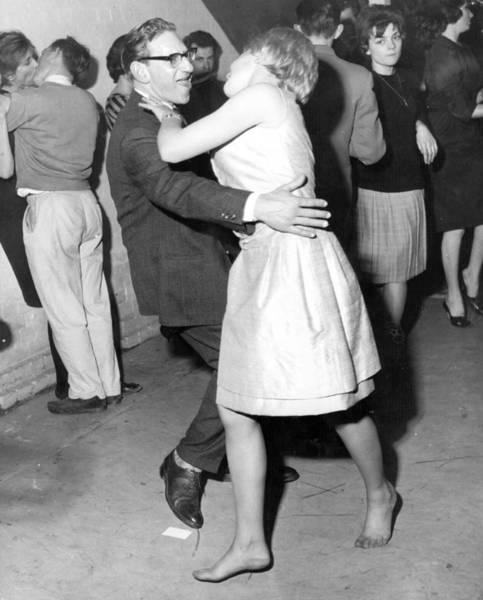 Senior Adult Photograph - Jazz Dance by Keystone