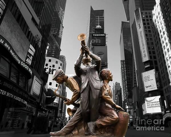 Photograph - Jazz by Jon Burch Photography