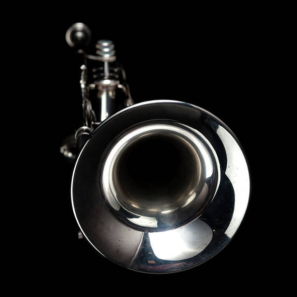 Jazz Music Photograph - Jazz Music Trumpet by Photovideostock