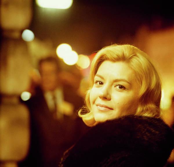 Photograph - Jazz Singer Helen Merrill by David Redfern