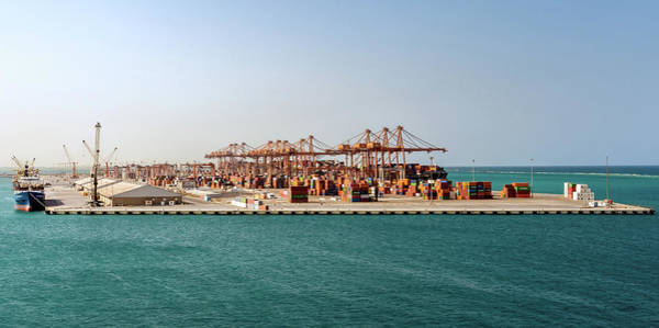 Photograph - Jeddah Seaport by William Dickman