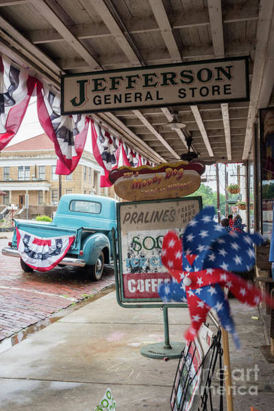 Photograph - Jefferson General Store by Paul Quinn