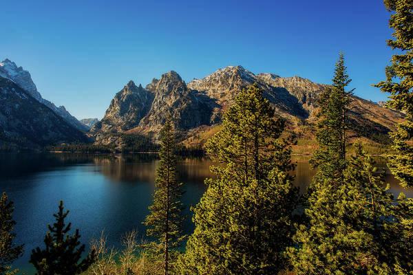 Photograph - Jenny Lake by Pete Federico