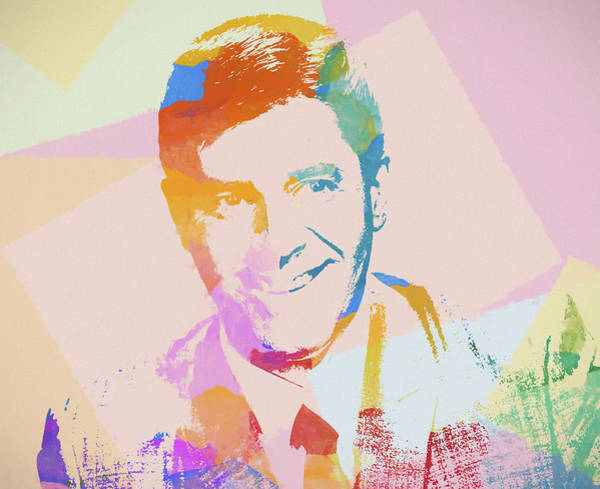 Wall Art - Painting - Jerry Lewis by Dan Sproul