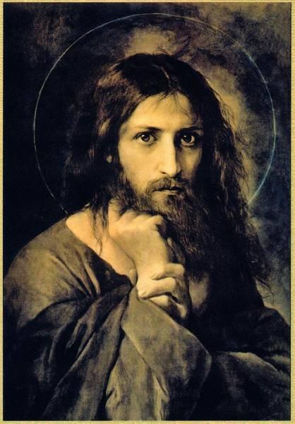 Prophet Painting - Jesus Christ by ArtMarketJapan
