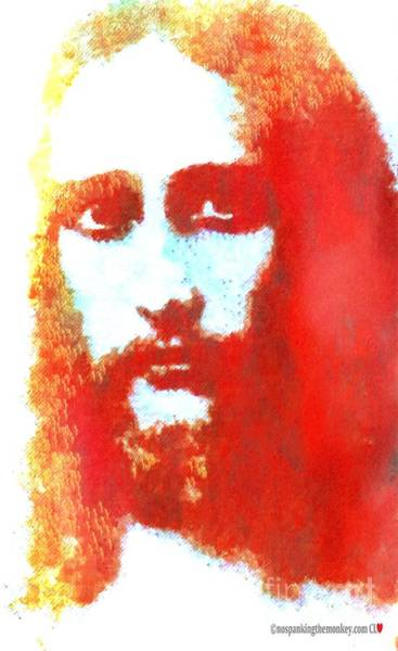 Painting - Jesus Christ by Catherine Lott