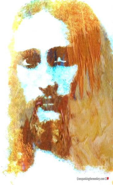 Painting - Jesus Christ The Christian by Catherine Lott